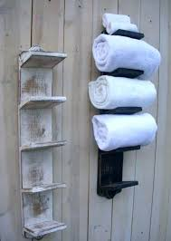 wooden towel rack wall mounted wooden towel shelf captivating towel storage for small bathrooms wall mounted