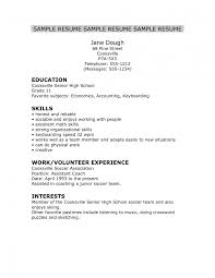 free resume templates template activities for college with