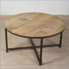 round rustic coffee table canada home decorating large tables