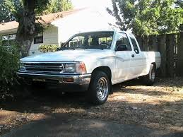 1991 Toyota Pickup - Pictures - CarGurus | Vehicles Owned Since 1960 ...