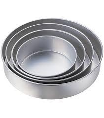 wilton performance cake pan set 4 pk 8 u0022 10 u0022