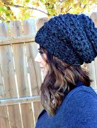 Hipster Beanie Crochet Pattern Awesome The Best Slouchy Hat Crochet Pattern For Beginners Video Tutorials
