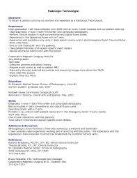 Useful Medical Technologist Resume Template For Sample Resume