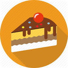 Bakery Cake Cheesecake Chocolate Dessert Food Pie Icon