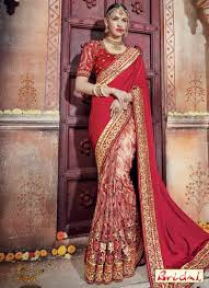 Best Saree Design For Wedding Best Indian Bridal Saree Designs For Weddings In 2019