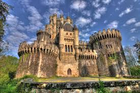 conocer el castillo de butrón a unos 20 kilómetros de bilbao es una experiencia cuanto menos curiosa interesante y gratificante se trata de un castillo