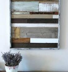 good reclaimed wood wall art interior decorating distressed decor house interiors reclaimed wood wall art