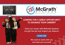 mcgrath systems linkedin whether you are looking for a new career today or down the road mcgrath systems is always hiring and available to assist you in your job search