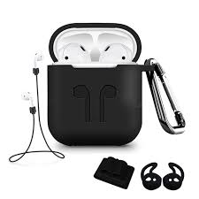 5Pcs/Set Silicone <b>Wireless Bluetooth</b> Earphones Case For <b>Airpods</b> 1 ...