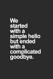 Quotes Flashback Simple Top 24 Goodbye Quotes And Farewell Sayings 1