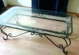 full size of wrought iron coffee table base glass top uk outdoor side and french kitchen