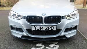 halogen headlights to oem xenon retrofit conversion bmw f30 2016 m sport 320d xenons you