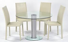 glass round inches kitchen tables argos room remarkable set for diameter and very gumtree dining table