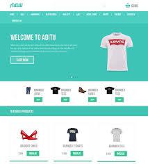Free Ecommerce Website Templates Mesmerizing 28 Best Ecommerce Website Templates Free Premium FreshDesignweb