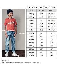 505 Regular Fit Jeans Big Boys