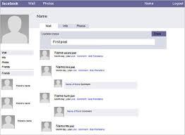 Editable Facebook Template Template Business