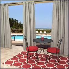 sunbrella outdoor curtains