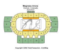 Denver Co Tickets