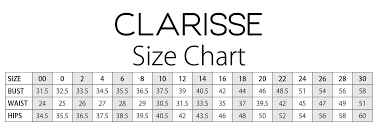 Colors Dress Size Chart Clarisse Dress 8025 Lace Tattoo Chiffon Gown Prom 2020 4 Colors