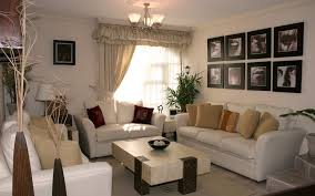 Living Room Redoubtable Artwork Portray Frames Hang On White Wall - Painted living rooms