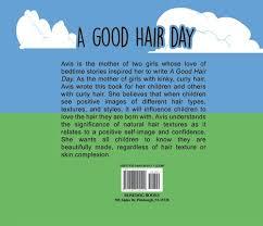 A Good Hair Day - RoseDog Books