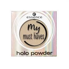 <b>Голографическая пудра</b> Essence my must haves holo <b>powder</b>