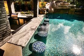 Backyard Pool Bar Designs Top Trends Of Pool Design Custom Pool Builder Orlando And