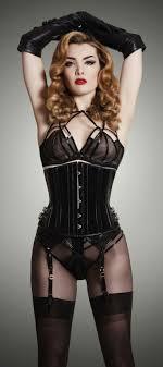 142 best Black lingerie images on Pinterest