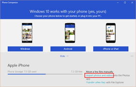 Nice Ways to Transfer Videos from iPhone to Windows 10