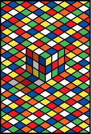 Rubik's Cube Patterns