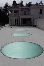 basement pool glass.  Basement Architectural Glass Roof Lights For A Basement Swimming Pool And Basement Glass O