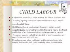 words essay on child labour  100 words essay on child labour