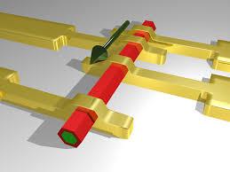 forschungszentrum jülich core shell nanowires schematic illustration of a core shell nanowire