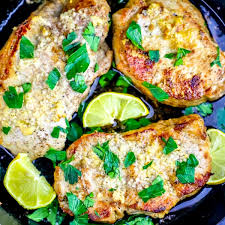 See more ideas about pork loin centre chops recipe, pork loin, chops recipe. The Best Baked Garlic Pork Chops Recipe Oven Baked Pork Chops