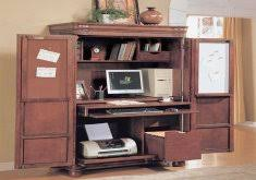 corner office armoire. beautiful armoire office with doors computer corner to facilitate your work