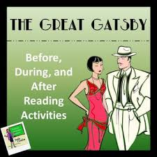 best teaching the great gatsby images beds high  a collection of reading strategies and literary analysis activiites for the great gatsby by f
