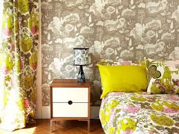 6 Fabulous Wallpapered Bedrooms Paint U0026 Wallpaper Ideas