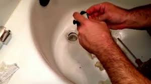 How to replace a bathtub drain and overflow kit in under 15 ...