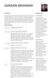 Channel Sales Manager Resume samples