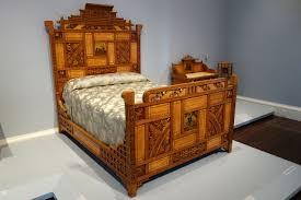 Maple Bedroom Furniture Filebedroom Suite Bedstead View 1 By Mitchell Rammelsberg