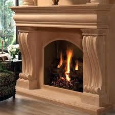 precast fireplace surround s cast stone fireplace mantels orange county