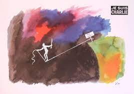 Karikaturist Kurt Westergaard unterstützt Redaktion mit Zeichnung