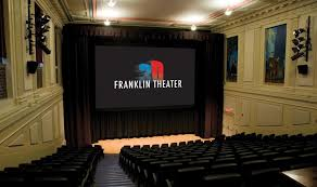 Franklin Theater The Franklin Institute Science Museum