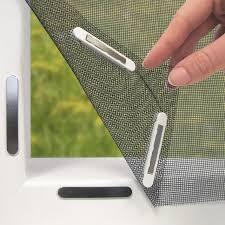 Fenster Moskitonetz Mit Magnetbefestigung 150 X 130cm Zuschneidbar