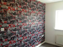 London Wallpaper For Bedrooms Gallery