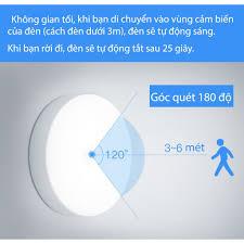 Đèn led cảm ứng dán tường sạc điện cảm biến bật tắt đèn tự động khi di  chuyển cảm biến cả ban đêm sk279, Giá tháng 11/2020