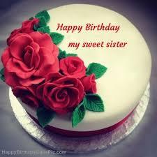 happy birthday sweet sister happy