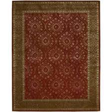 symphony ruby 10 ft x 13 ft area rug