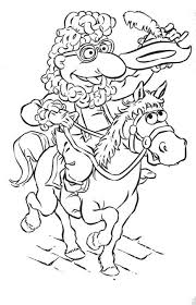 Meneer Poodlepants Als Yankee Doodle Kleurplaat Jouwkleurplaten