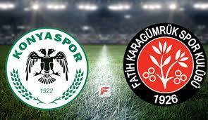Konyaspor - Fatih Karagümrük maçı ne zaman, saat kaçta, hangi kanalda?  (Muhtemel 11'ler) - Atiker Konyaspor Haberleri - Süper Lig